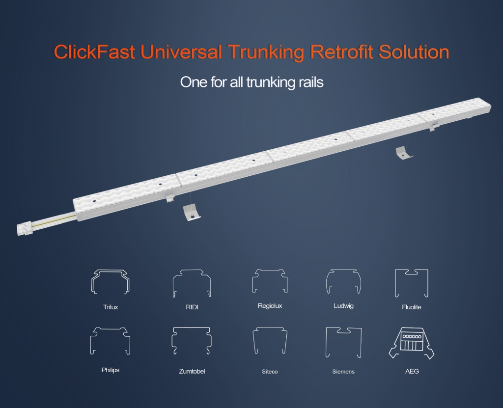 Best ClickFast LED Lichtbandsystem Replacement
